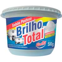 SABAO PASTOSO BRILHO TOTAL POTE 500G
